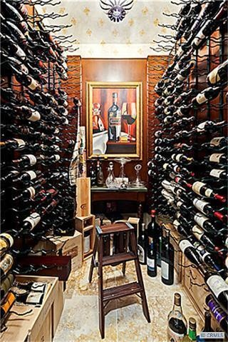 Wine Cellar! #yorbalinda Custom Luxury Estate Home. #orangecounty