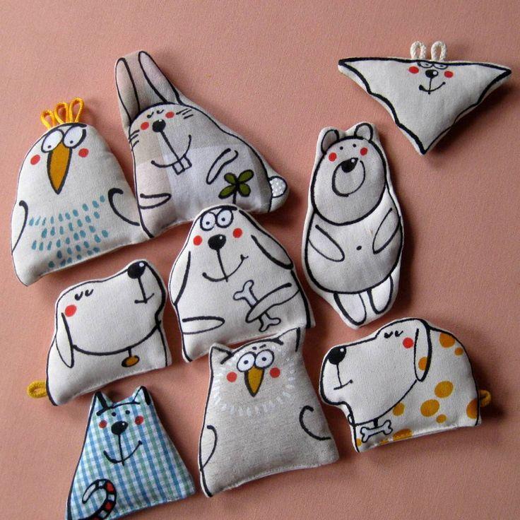 Odznaky/Brošne - S NETOPÝREM ... textilní brož - 6459338_