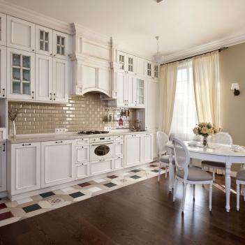 Кухня в стиле прованс – более 70 фото интерьера