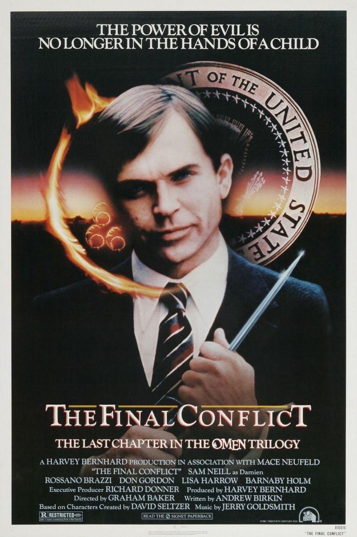 Омен 3: Последняя битва (1981)