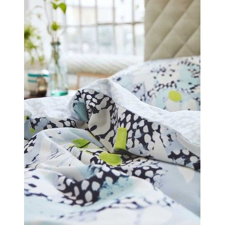Puako sengetøj - Blå