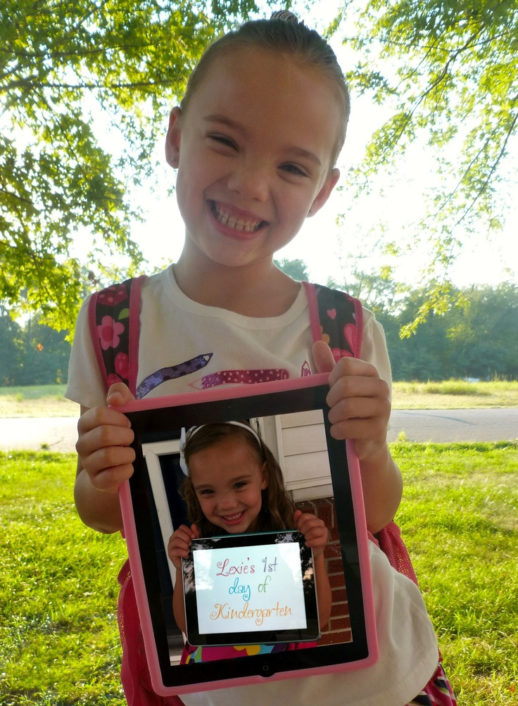 First Day of School - First Grade!