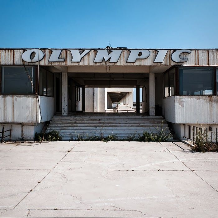 Deserted Places: The old airport of Athens