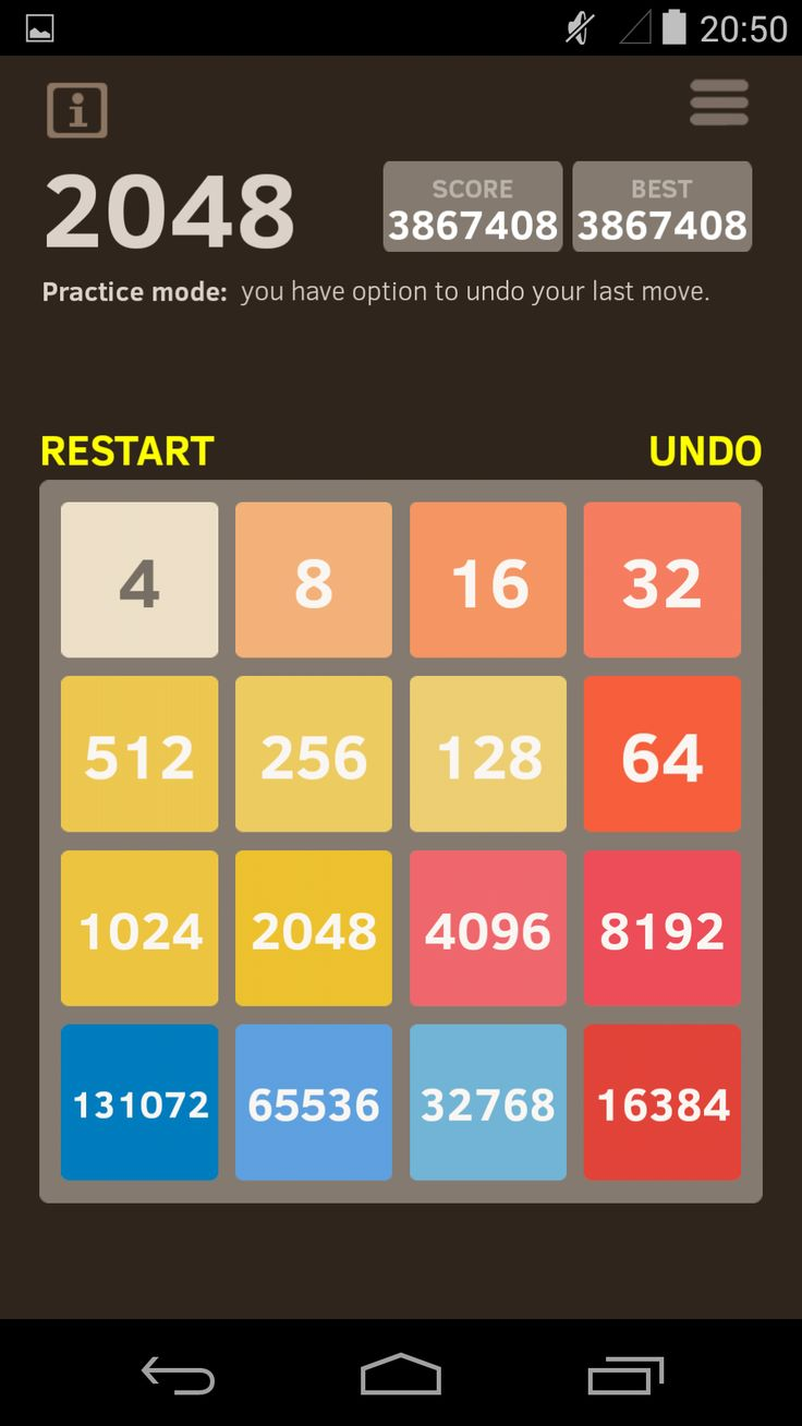 I see your 2048 game post with a 65536 block here's mine with a 131072 block. http://ift.tt/2g7zjrq