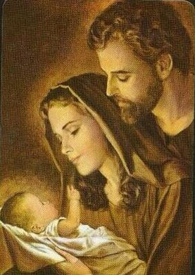 Holy Family, pray for us.