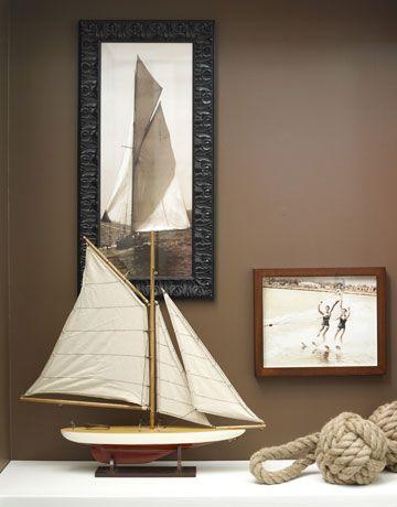 Seaside Cottage Decor -nautical