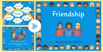 Friendship and What it Means PowerPoint - powerpoint, friendship, friendship powerpoint, friendship and what it means, relationships, good friend, friend