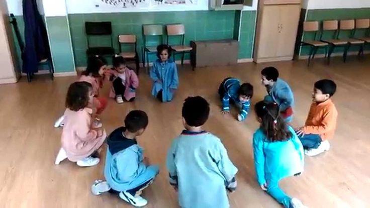 danza de los 7 saltos INFANTIL 5 AÑOS