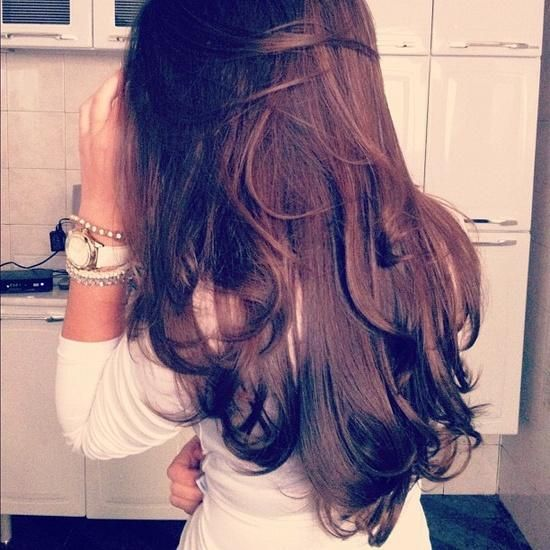 Curled Ends - Hairstyles How To
