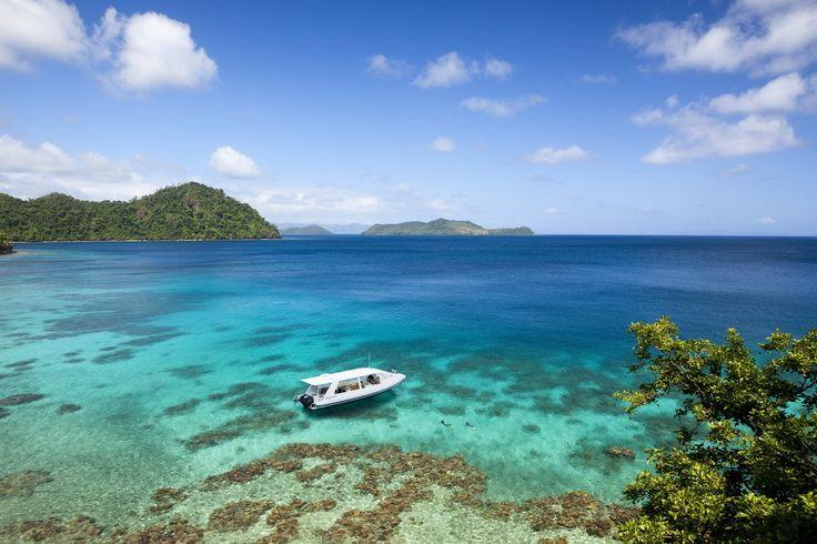 Ayer pusimos fotos de Playa Paraíso en México, así que ¿por qué no pasar del Caribe al Pacífico?, dos lugares de ensueño, este último representado en estas fotografías de Fiyi...¡¡Disfrutadlas!!