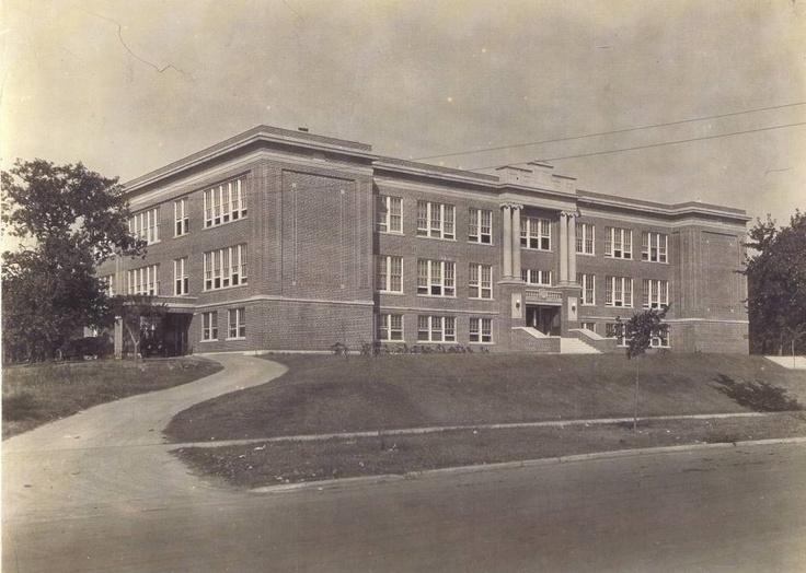 Shawnee Oklahoma images   Jr High/Middle School, Shawnee, Pottawatomie Co.,