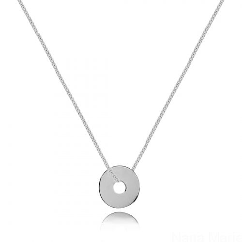 Kolekcja Zima 2015 - Karma - Silver #nanamarie #nanamarie_com #naszyjnik #necklace #winter #fashion #collection #jewelry #jewellery #accessories #2015 #bijou #inspiration #karma