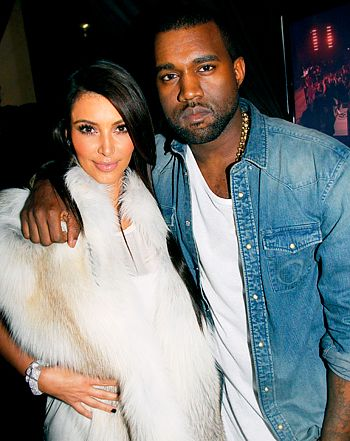 "Kim Kardashian Stars in Fiance Kanye West's ""Bound 2"" Music Video - Us Weekly"