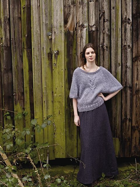 Ravelry: Derwent pattern by Marie Wallin