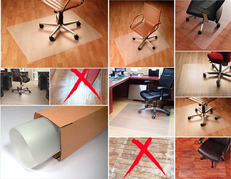 Maty na podłogę - ochrona podłogi w biurze