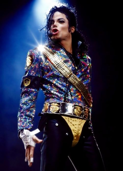 Epic Michael Jackson...forever. photo edit