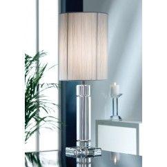 "Galway Crystal - Brooklyn Lamp 24.5"" and Free Shade. €99.00"