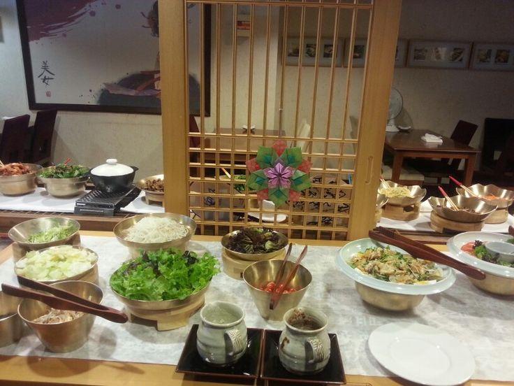 Kore restaurantının İstanbul'da ki yegane adresi    Gaya Restaurant