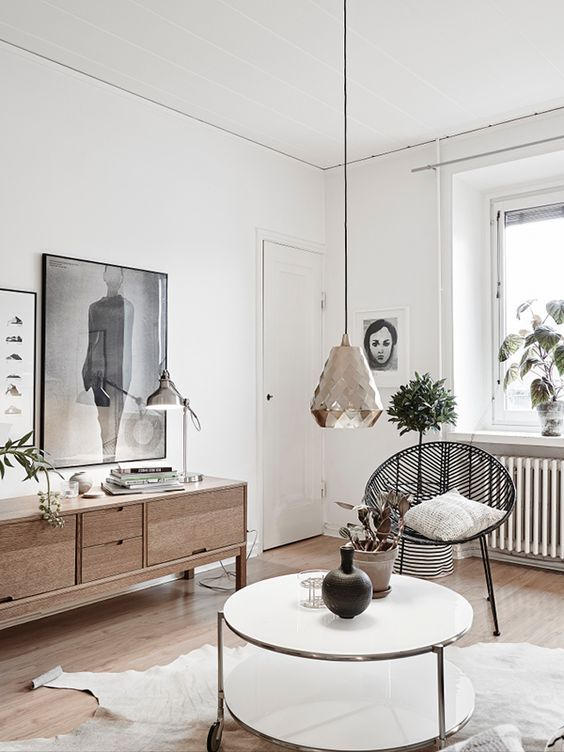 Inspirações de tapetes para ambientes escandinavos                                                                                                                                                                                 Mais