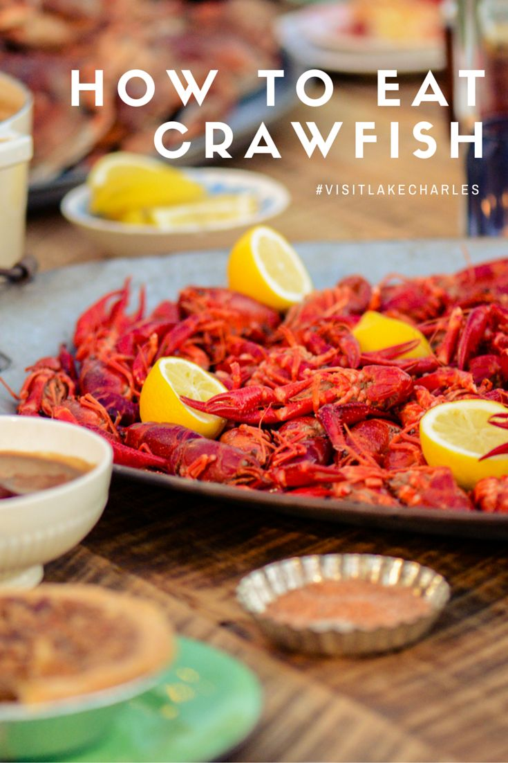 Crawfish Season! Do You Know How To Eat A Crawfish?