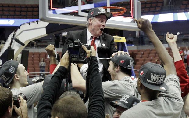 Bo Ryan, UW men's basketball vs. Arizona, NCAA tournament