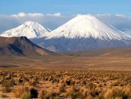 Parque nacional Lauca  Chile