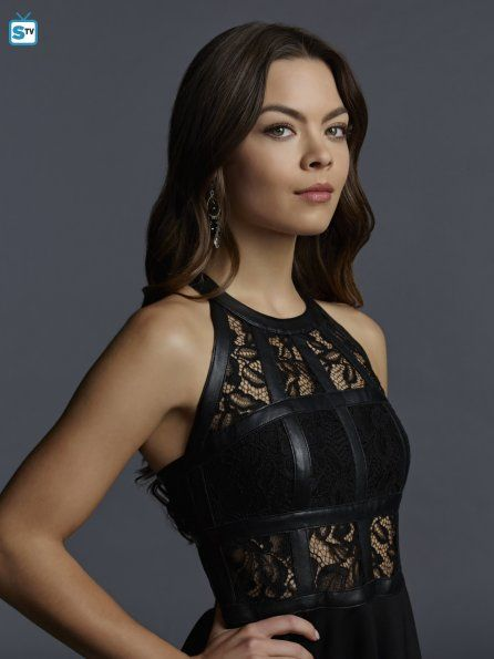 "The Vampire Diaries S7 Scarlett Byrne as ""Nora Hildegard"""