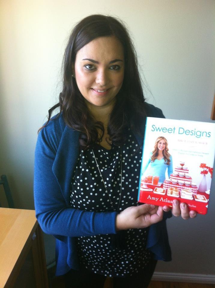 Suzanna of Mon Tresor from Australia has joined the #SweetDesigns virtual book club!: Book Club, Sweetdesign Virtual