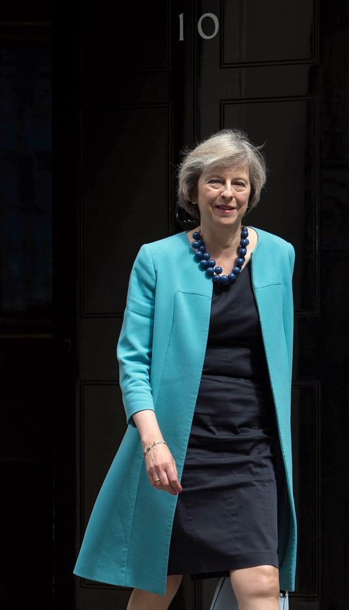 Home Secretary Theresa May is bookies favourite                                                                                                                                                     More