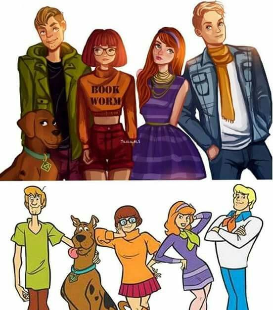 41 Best My Work With Smith Tracey Images On Pinterest: 41 Best I LOVE Velma (Scooby-Doo) Images On Pinterest