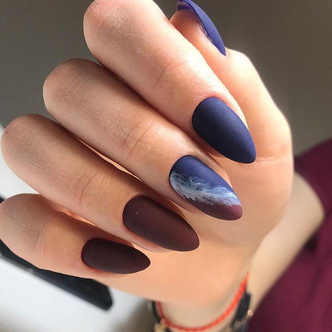 Fall Nail Colors For Ideal Nail Art Naildesignsjournal Com Nail Colors Fall Nail Colors Fall Nail Designs