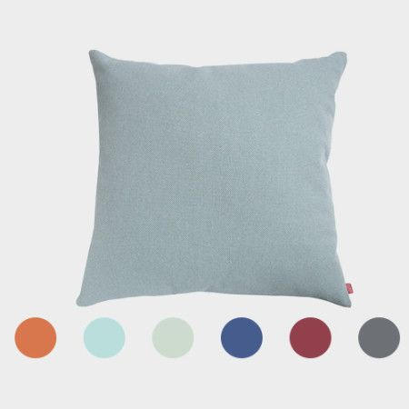 Floor Pillow from PYTT Living available in six colors and three sizes.