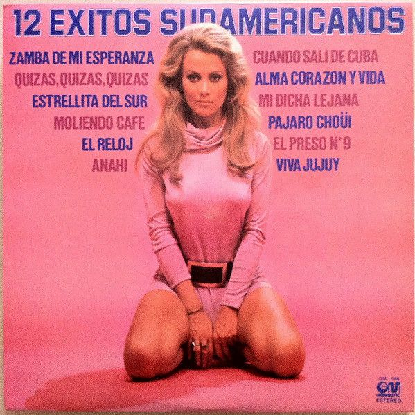 Various - 12 Exitos Sudamericanos (Vinyl, LP) at Discogs