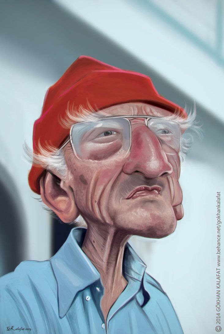Captain Cousteau
