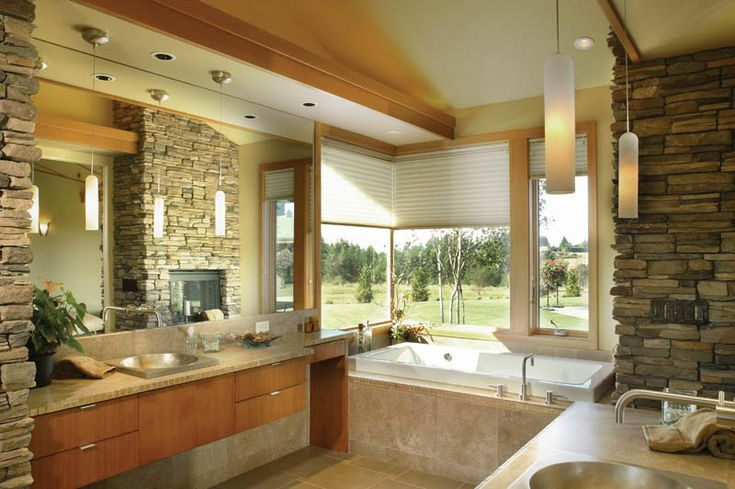 Website Photo Gallery Examples Crane Grove Ranch Home Master bathrooms Bathroom photos and Ranch house plans