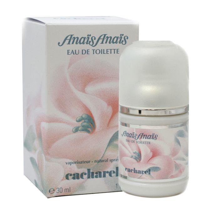 My favorite perfume is Anais Anais Eau De Toilette Spray for Women by Cacharel.