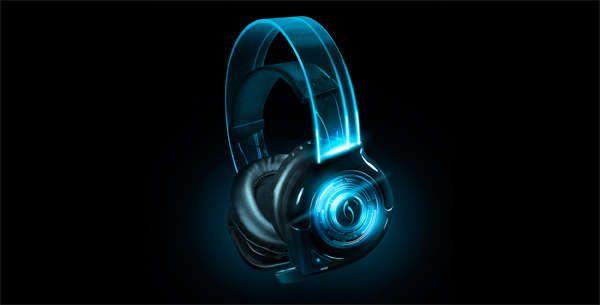 neon neodymium headphones the ojays aesthetics and