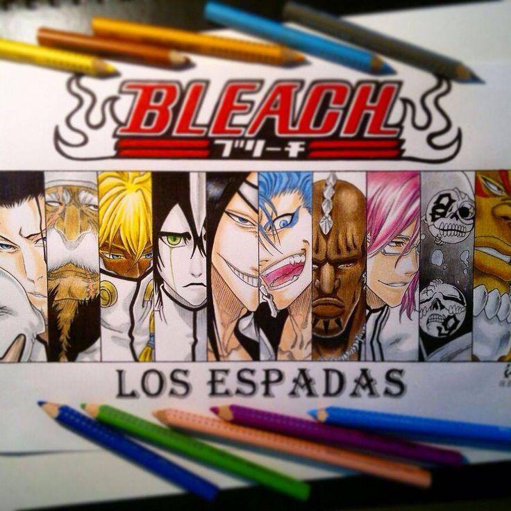 Bleach Los Espadas