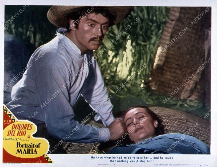 Dolores Del Rio film Portrait of Maria 35m-3082