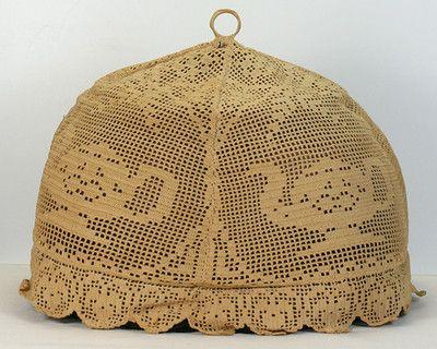 Vintage Crochet Tea Cozy