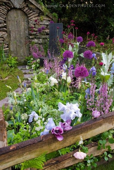 i'd like my garden to look like this, please