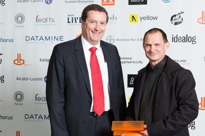 On Wednesday night, Kode Biotech won the Supreme Innovator Award at the NZ Innovators Awards.