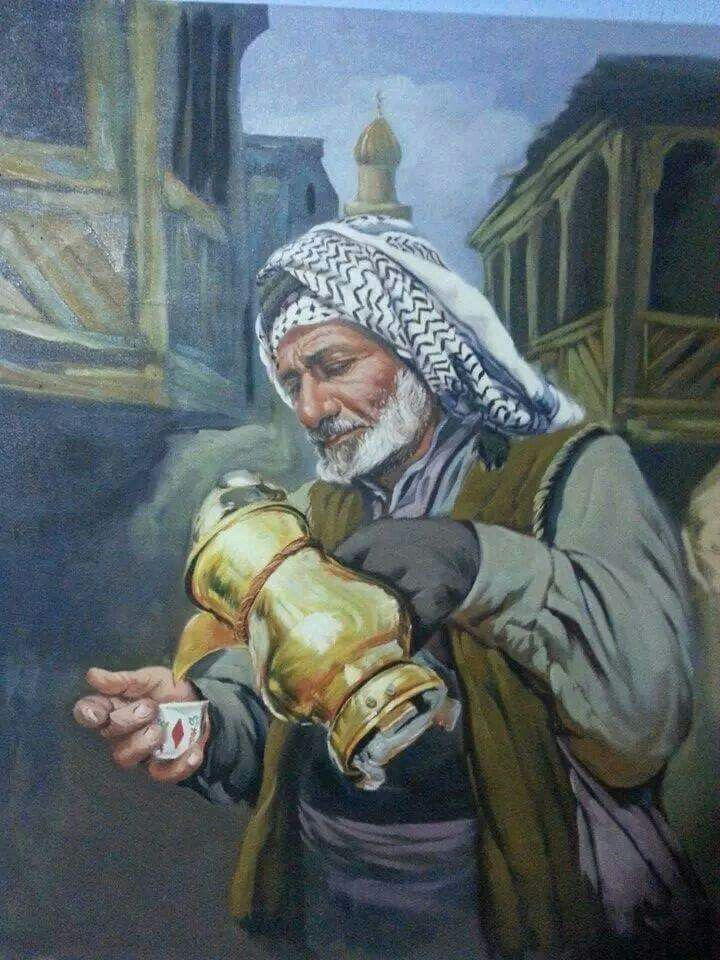 بغداديات. Iraqi  art