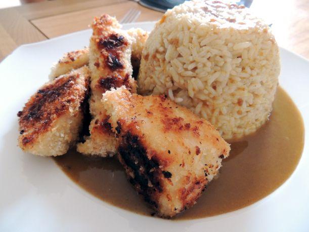 Japanese Katsu Curry.