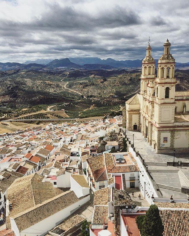 Tour to Spain - stylish photo