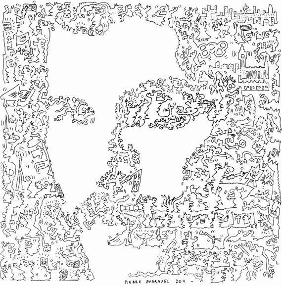 Freddie Mercury by PAGAZINE on Etsy, €35.00