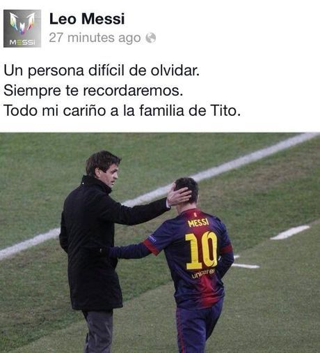 """""""Football is not a job, but my best therapy"""" — Tito Vilanova #Tito #RIP #RIPTito #RIPTitoVilanova #Barcelona #FCB"""