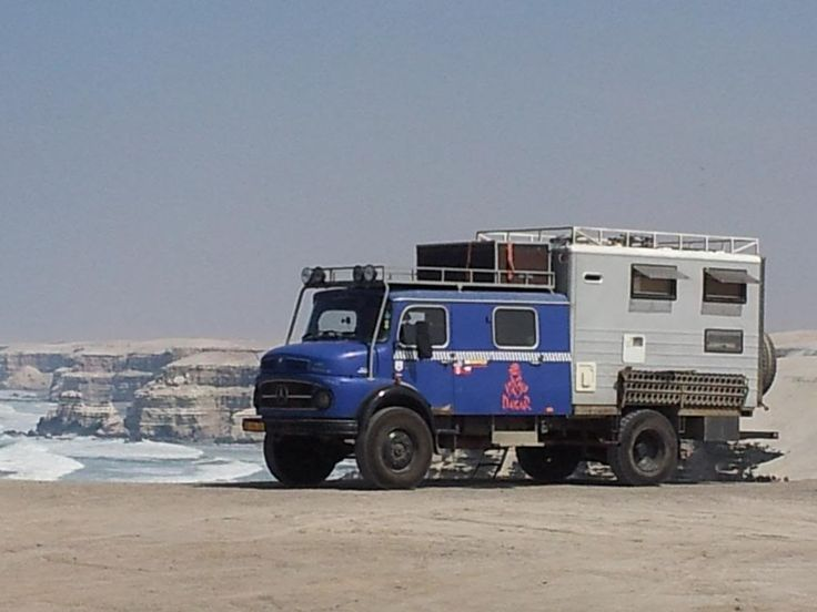 FS-Mercedes Benz Doka Expedition Rig - Expedition Portal