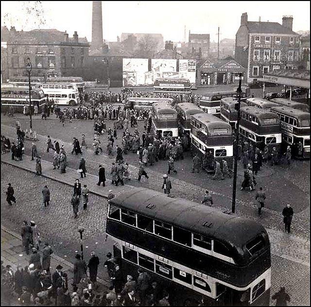 Blackburn Boulevard 1950s