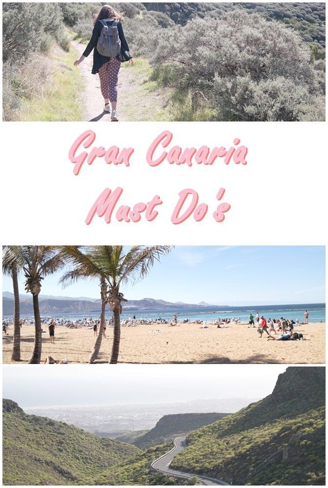 Gran Canaria Must Do's: Insel entdecken in wenigen Tagen